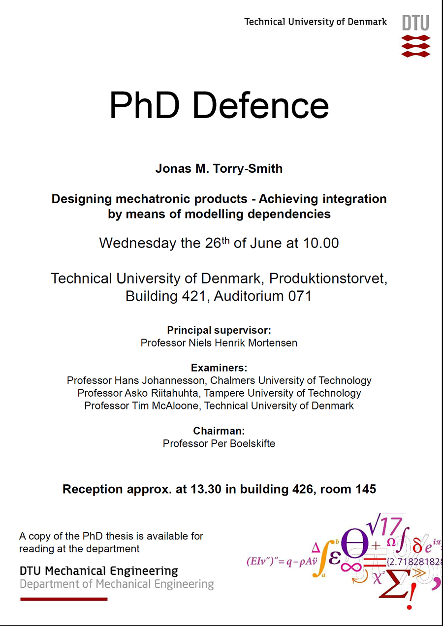 What is a thesis defense?