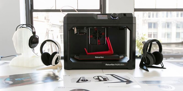 Photo: Makerbot