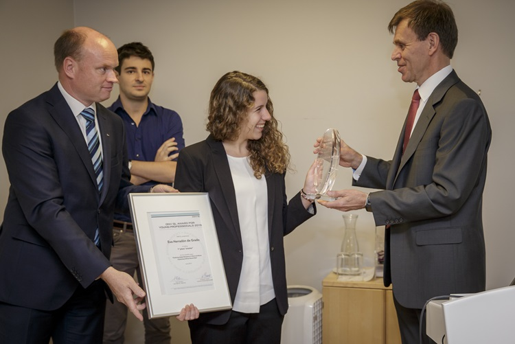 DNV GL Award for Young Professionals
